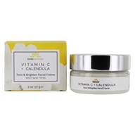 Image of Bodyceuticals - Tone & Brighten Facial Creme Vitamin C Ester + Calendula - 2 oz.