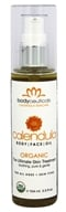 Bodyceuticals - Organic Calendula Body and Face Oil - 3.3 oz.