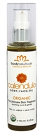 Bodyceuticals - Calendula Body Oil - 3.3 oz. CLEARANCE PRICED