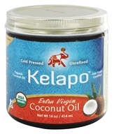 Kelapo - Extra Virgin Coconut Oil - 14 oz. by Kelapo