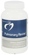 Designs For Health - Pulmonary Revive - 90 Vegetarian Capsules