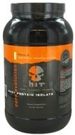 HIT Supplements - Core Evolution Whey Protein Isolate Vanilla 30 Servings - 832.29 Grams CLEARANCE PRICED