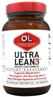 Olympian Labs - Ultra Lean 3 - 60 Capsules, from category: Diet & Weight Loss