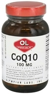 Olympian Labs - CoQ10 100 mg. - 60 Vegetarian Capsules, from category: Nutritional Supplements
