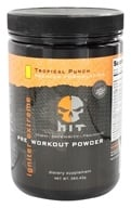 Image of HIT Supplements - Igniter Extreme Pre Workout Powder Tropical Punch 25 Servings - 360.43 Grams