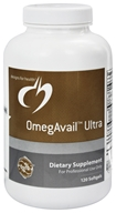Image of Designs For Health - OmegAvail Ultra - 120 Softgels