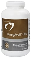Designs For Health - OmegAvail Ultra - 120 Softgels