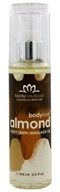 Image of Bodyceuticals - Body Love Flavored Massage Oil Almond Delight - 4 oz.