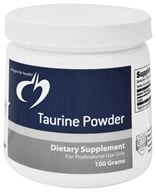 Image of Designs For Health - Taurine Powder - 100 Grams