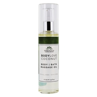 Image of Bodyceuticals - Body Love Flavored Massage Oil Coconut - 4 oz.