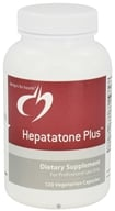Designs For Health - Hepatatone Plus - 120 Vegetarian Capsules - $49
