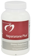 Designs For Health - Hepatatone Plus - 120 Vegetarian Capsules by Designs For Health
