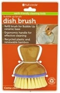 Full Circle - Bubble Up Dish Brush Replacement Purple by Full Circle