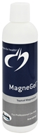 Designs For Health - MagneGel Transdermal Magnesium - 8 oz.
