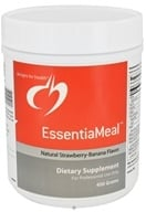 Designs For Health - EssentiaMeal Natural Strawberry Banana Flavor - 450 Grams (879452003668)