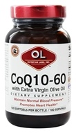 Image of Olympian Labs - Coenzyme Q10 60 mg. - 100 Softgels