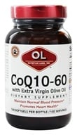 Olympian Labs - Coenzyme Q10 60 mg. - 100 Softgels by Olympian Labs