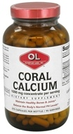 Olympian Labs - Coral Calcium 1000 mg. - 270 Capsules, from category: Vitamins & Minerals