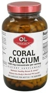 Image of Olympian Labs - Coral Calcium 1000 mg. - 270 Capsules