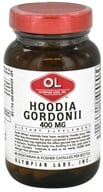 Olympian Labs - Hoodia Gordonii 400 mg. - 60 Vegetarian Capsules CLEARANCE PRICED, from category: Diet & Weight Loss