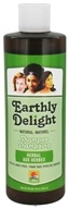 Earthly Delight - Natural Shampoo Herbal - 16 oz. CLEARANCE PRICED