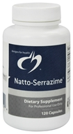 Designs For Health - Natto-Serraziime - 120 Vegetarian Capsules - $44