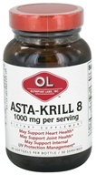 Olympian Labs - Asta-Krill 8 1000 mg. - 60 Softgels (710013032744)