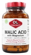 Image of Olympian Labs - Malic Acid with Magnesium - 90 Vegetarian Capsules