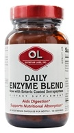Olympian Labs - Daily Enzyme Blend - 60 Vegetarian Capsules by Olympian Labs