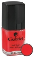 Image of Gabriel Cosmetics Inc. - Nail Color Hibiscus - 0.5 oz.