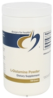 Designs For Health - L-Glutamine Powder - 500 Gram(s) by Designs For Health