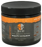 HIT Supplements - Vitalizer Multi-Vitamin - 180 Tablets (793573192356)