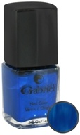 Image of Gabriel Cosmetics Inc. - Nail Color Lagoon - 0.5 oz.