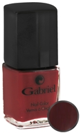 Gabriel Cosmetics Inc. - Nail Color Sangria - 0.5 oz.