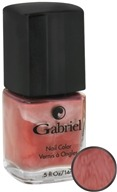 Gabriel Cosmetics Inc. - Nail Color Golden Osetra - 0.5 oz. CLEARANCE PRICED (707060770002)