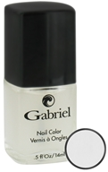 Gabriel Cosmetics Inc. - Nail Color Base Coat - 0.5 oz. CLEARANCE PRICED (707060770187)