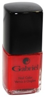 Gabriel Cosmetics Inc. - Nail Color Classic Red - 0.5 oz.