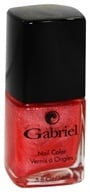 Gabriel Cosmetics Inc. - Nail Color Guava Glaze - 0.5 oz.