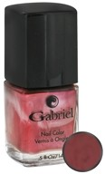Gabriel Cosmetics Inc. - Nail Color Candied Chestnut - 0.5 oz. (707060770040)