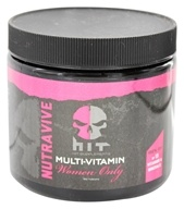 HIT Supplements - Nutravive Multi-Vitamin for Women Only - 180 Tablets (793573192363)