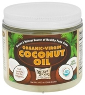 Image of FunFresh Foods - Organic Virgin Coconut Oil - 14 oz.