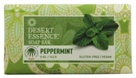 Desert Essence - Soap Bar Peppermint - 5 oz. by Desert Essence
