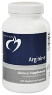 Designs For Health - Arginine 750 mg. - 120 Vegetarian Capsules