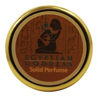 Image of Auric Blends - Temple Essence Perfume Solid Egyptian Goddess - 4 Grams