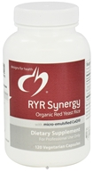 Designs For Health - RYR Synergy - 120 Vegetarian Capsules