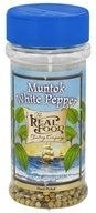 FunFresh Foods - Muntok White Pepper - 3.2 oz. (632474769178)