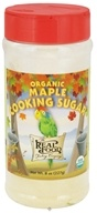 FunFresh Foods - Organic Maple Cooking Sugar - 8 oz. by FunFresh Foods