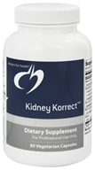Designs For Health - Kidney Korrect - 60 Vegetarian Capsules