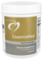 Designs For Health - EssentiaMeal Natural Vanilla Flavor - 450 Grams by Designs For Health
