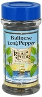 FunFresh Foods - Balinese Long Pepper - 3.2 oz. (632474399719)
